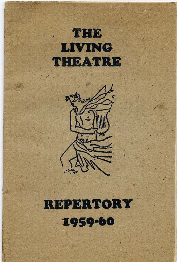 THE LIVING THEATRE REPERTORY: 1959-60