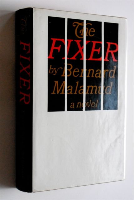 THE FIXER. Bernard MALAMUD.