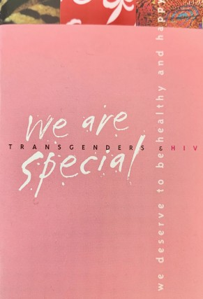Asian Pacific Islander Wellness Center. Transgenders & HIV. We Are Special. We Deserve to Be Heal- thy and Happy
